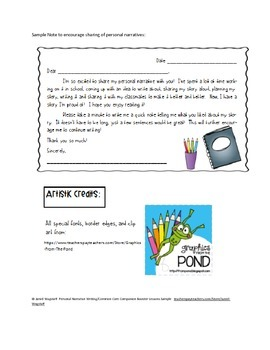 Personal Narrative Writing with 'Shortcut' by Donald Crews as a Mentor Text