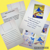 Personal Narrative and Transition writing Activity