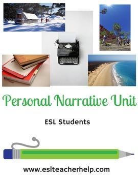 Personal Narrative for ESL High School