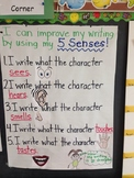 Personal Narrative or Small Moment Writing Teaching Points