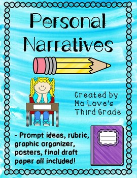 Personal Narratives