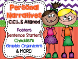 Personal Narratives C.C.L.S Aligned