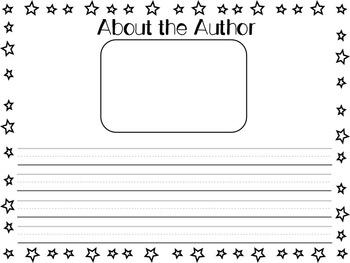 Personal Narratives Writing Paper