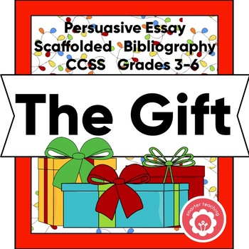 Philanthropy: The Holiday Gift, Opinion Or Persuasive Essay
