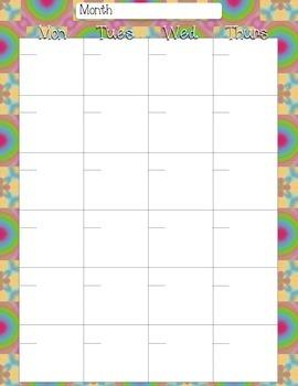 Personal Planner  {blank/printable planner}