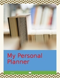 Personal Planner - My Personal Planner