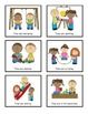 Personal Pronoun and Is/Are Grammar Cards