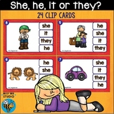 Personal Pronouns | Easy Grammar for Young Learners and ESL Kids