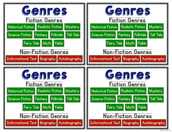 Personal Reference Rings {Genre ADD-ON PACK}