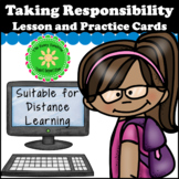 Personal Responsibility Suitable for Distance Learning