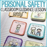 Personal Safety Centers: Safety Classroom Guidance Lesson for School Counseling