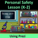 Personal Safety Lesson K-2 (Erin's Law)