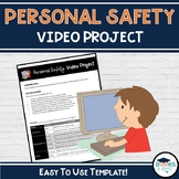 Personal Safety Powtoon Assignment - Grade 3 Ontario Healt