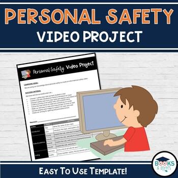 Personal Safety Powtoon Assignment - Grade 3 Ontario Healt