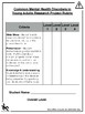 Personal Safety and Injury Prevention Grade 8 Ontario Health