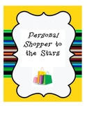 Personal Shopper to the Stars- Research and Math Project