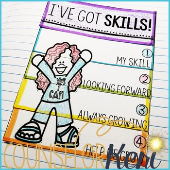 Personal Skills Identification Classroom Guidance Lesson (Upper Elementary)