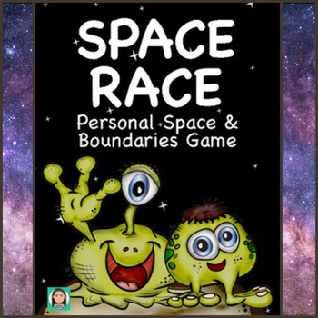 Personal Space & Boundaries:  Space Race Game