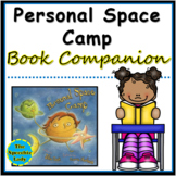 Personal Space Camp - Cut n' Paste Activity