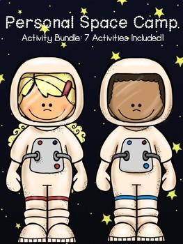 Personal Space Camp - Activity Bundle