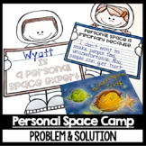 Personal Space Camp Guided Reading Focus Problem and Solution