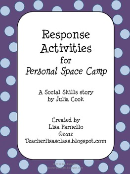 Personal Space Camp Response Activities
