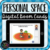 Personal Space Digital Boom Cards (Special Education)