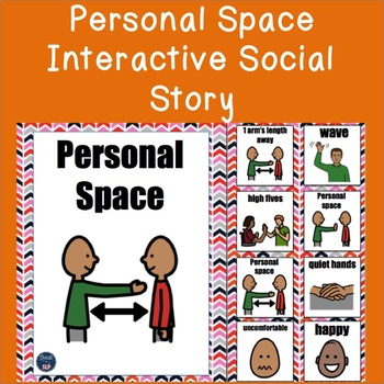 Personal Space Interactive Social Story