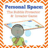 Personal Space Invader and Protector Game