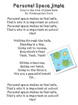 Personal Space Jingle
