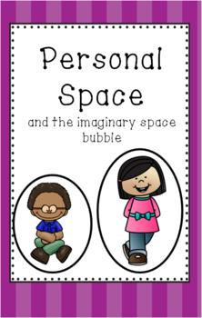 Personal Space Mini Social Story Set