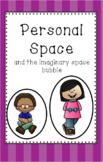 Personal Space Mini Social Story Set