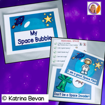 Personal Space: My Space Bubble Activities