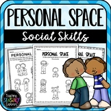 Personal Space (No prep printables)