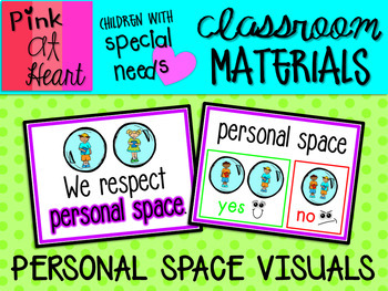 Personal Space Posters