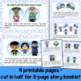 Personal Space Power Card Social Story-The Superspace Team