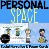 Personal Space Social Narrative: The Super Space Team
