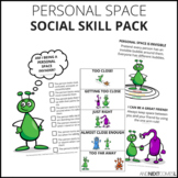 Personal Space Social Skill Pack