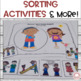 Social Skills:  Personal Space: Tiered Teaching Story & Activities!