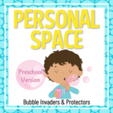 """Social Story: """"Personal Space""""- two social stories in one unit"""