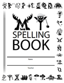 Personal Spelling Book (Grades 3, 4, 5, 6) + FREE Alphabet