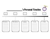 Personal Timeline Worksheet