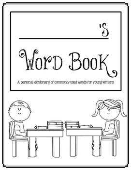 Personal Word Book Dictionary
