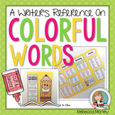 Personal Word Wall Lapbook Kit