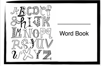 Personal Word Book
