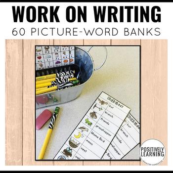 Work on Writing Lists