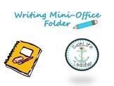 Personal Writing Mini-Office