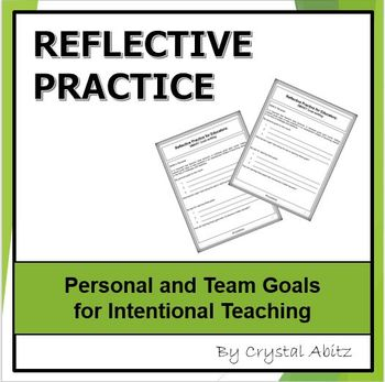Reflective Practice: Personal and Team Goal-setting for Educators