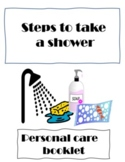 Personal hygiene taking shower lifeskills pack