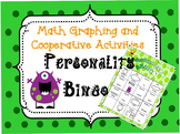 Beginning the Year: Personality Bingo, Math Graphing and C
